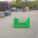 used steel mesh baskets for sale