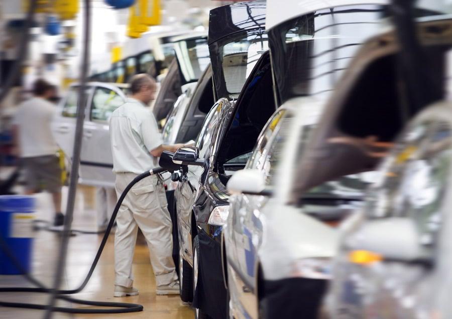 aluminum car bodies vs. steel